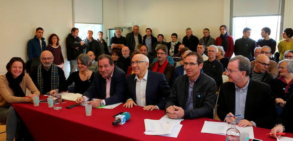 Los parlamentarios vascofranceses piden nuevo régimen carcelario para etarras