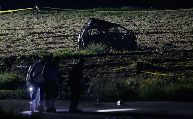 La Policía maltesa sospecha que la bomba que mató a la periodista Daphne Caruana fue activada desde un barco