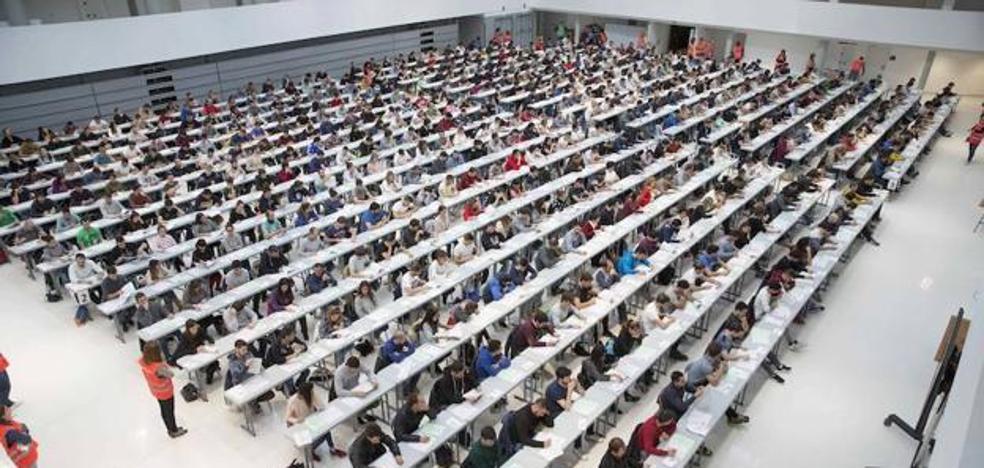 ELA denuncia que solo un 10% de la OPE del Gobierno Vasco son plazas «nuevas»