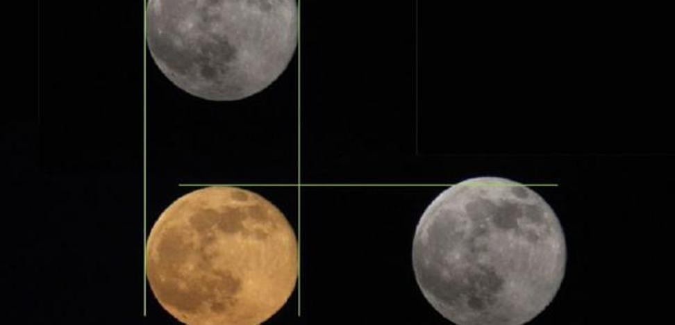 El truco de la NASA sobre la luna con el que no volverás a verla igual