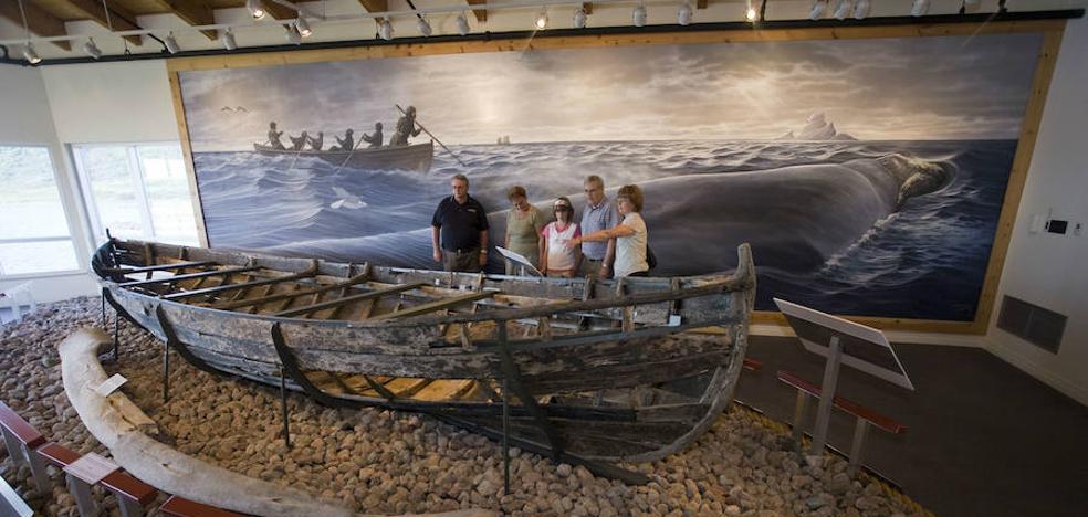 Cuando las costas de Terranova eran 'tierra de vascos'