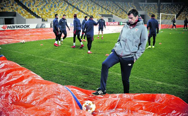 El Athletic se la juega en Ucrania y necesita un empate