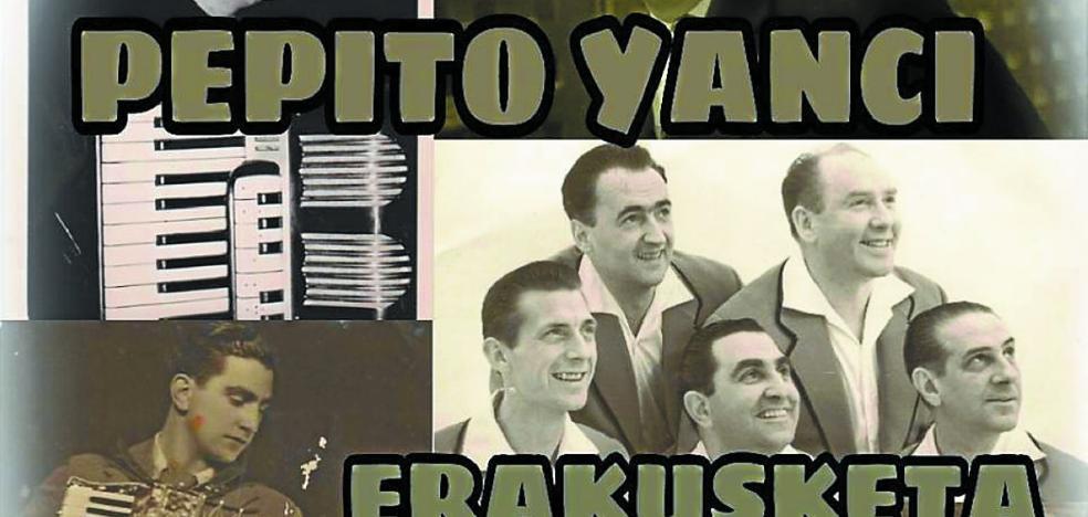 Homenaje de la Banda de Música de Lesaka a Pepito Yanci