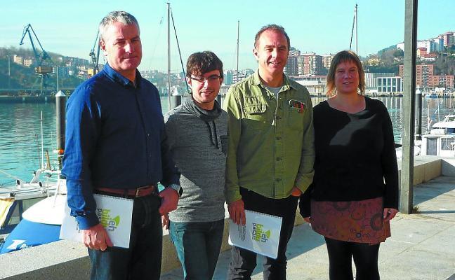 EH Bildu critica la gestión de residuos del Gobierno municipal