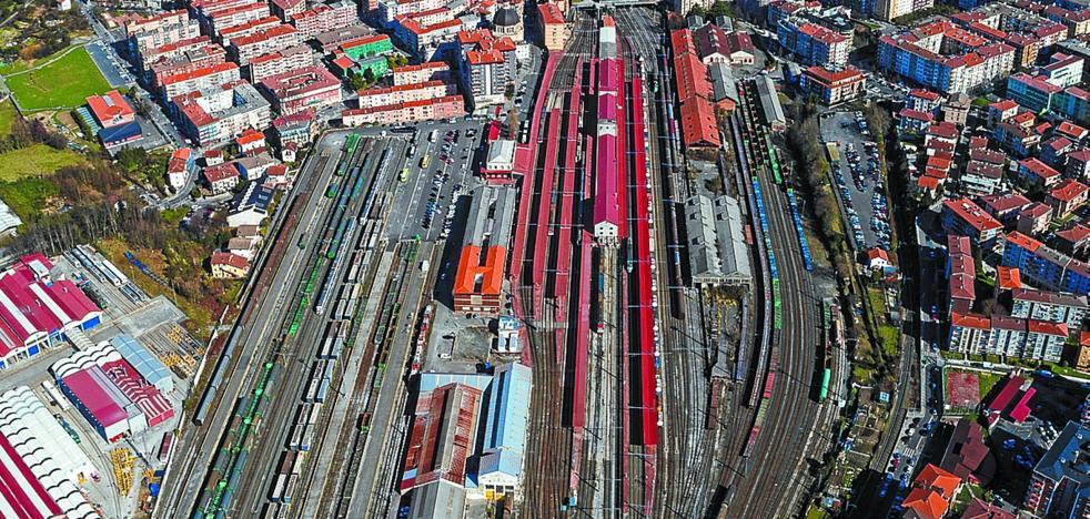 Tres grandes empresas optan a diseñar el futuro del espacio ferroviario