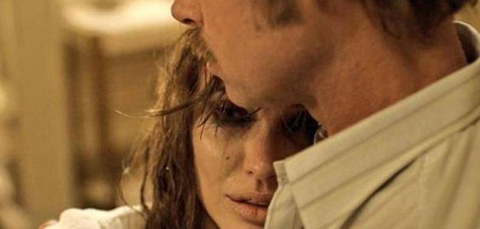Angelina Jolie intentó salvar su matrimonio contando con Brad Pitt para su película 'Frente al mar'