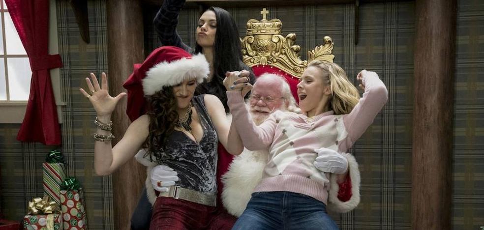 'El gran desmadre', madres imperfectas por navidad