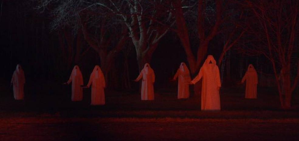 'El vacío' resucita el terror místico