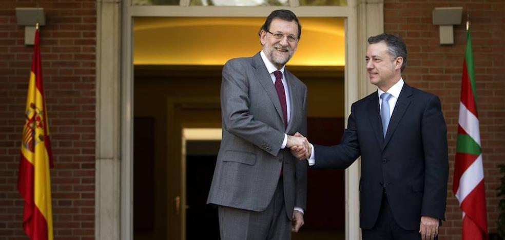 Los vascos censuran la gestión de Generalitat y Gobierno central en la crisis catalana