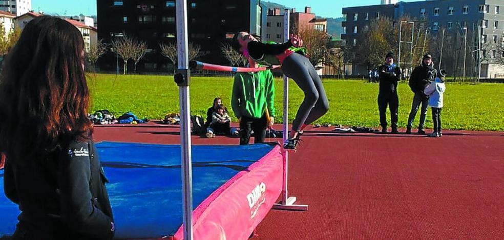 La atleta Nora López estuvo cerca de clasificarse para el Estatal de altura