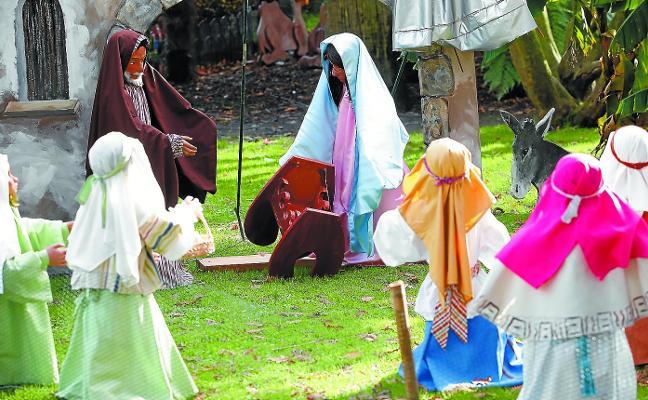 El niño Jesús no llegará hasta el día 24