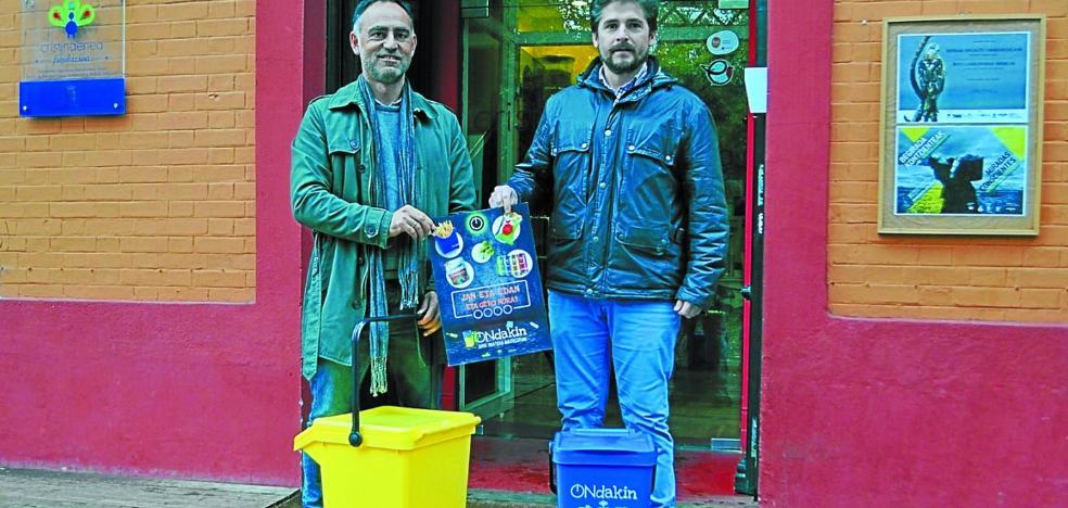 Ecoembes y la Fundación Cristina Enea impulsan el proyecto ONdakin