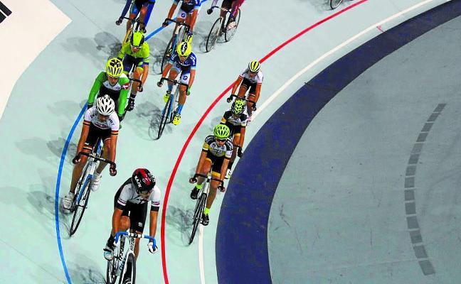 Esta tarde se disputa la cuarta jornada de la Bio Racer Oiartzun Bike de pista
