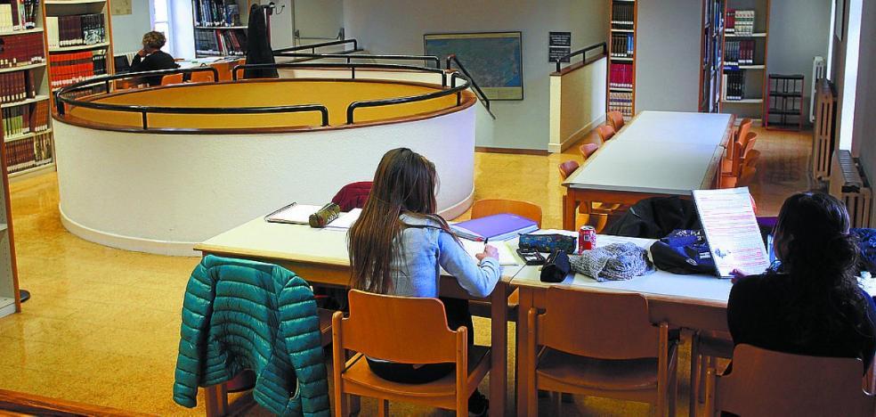 La Biblioteca abrirá los fines de semana hasta febrero