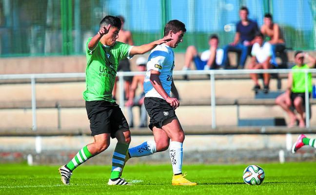 El Real Unión B quiere romper ante un rival directo su mala racha