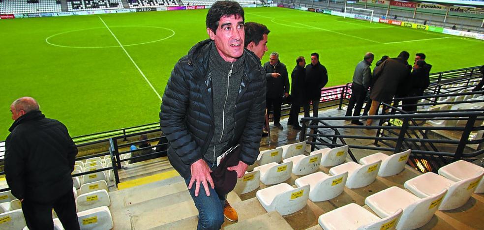 José Luis Ribera: «He querido hacer ver a los jugadores que pueden dar un gran rendimiento»
