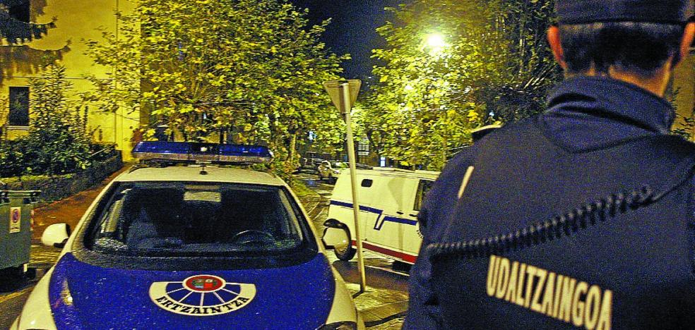 Una disputa entre familias gitanas crea la alarma en Intxaurrondo