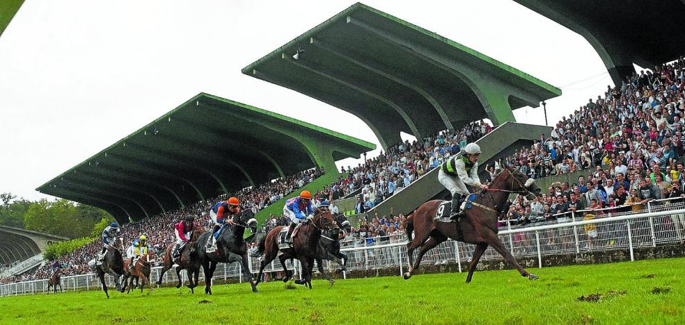 Un mazazo para las carreras de caballos