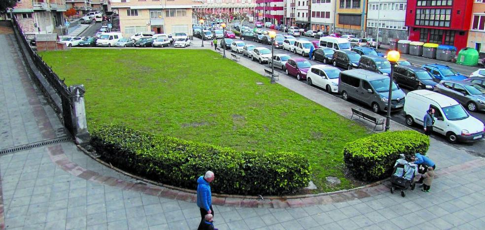 Un concurso de ideas devolverá el área de Monterrón a los peatones