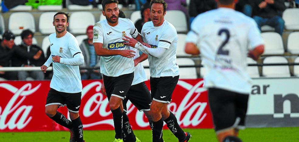 El Real Unión afronta su primer partido con Ribera en el banquillo