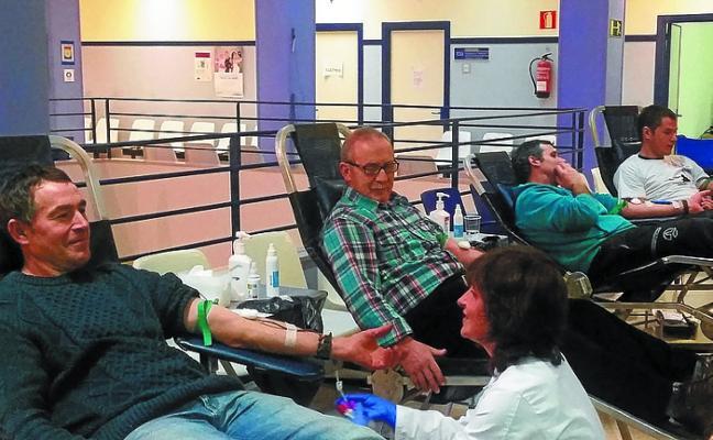 Los donantes de sangre convocan mañana una cita extraordinaria