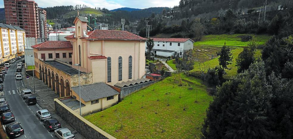 El Ayuntamiento expropiará los terrenos de las monjas de Ipurua