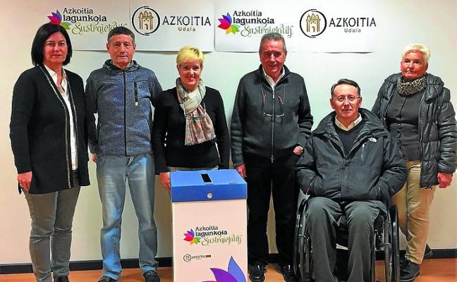 Relación familia-vecinos, lo más valorado en la encuesta de Azkoitia Lagunkoia
