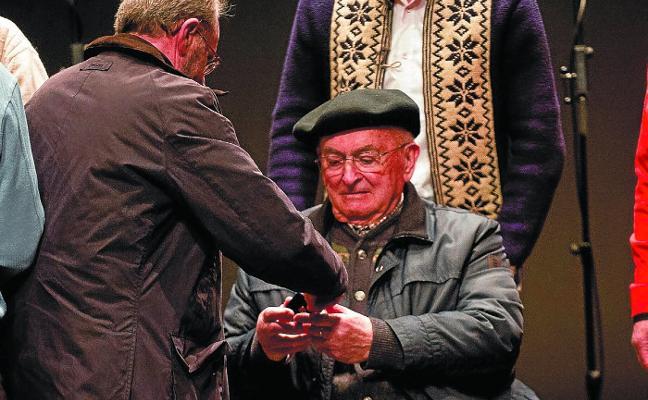 La Pastoral de la Salud, premio Olazabalen Bidea en 2017