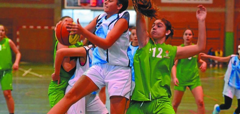 El Cuadrangular de baloncesto cadete lo clausurará este domingo (12.00) Euskadi - Navarra