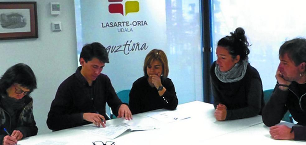 El Ayuntamiento firma convenios de cultura con Zero Sette y Kukuka