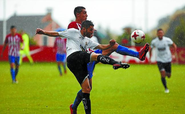 El Real Unión de Ribera merece más en Gijón