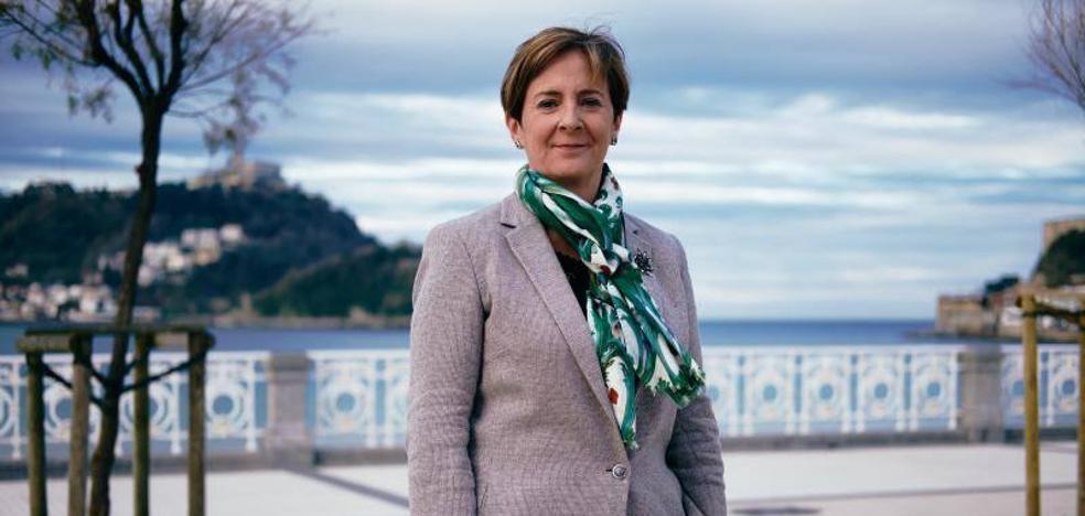 Arantxa Tapia: «La fiscalidad será ahora más justa, sobretodo para las pymes»