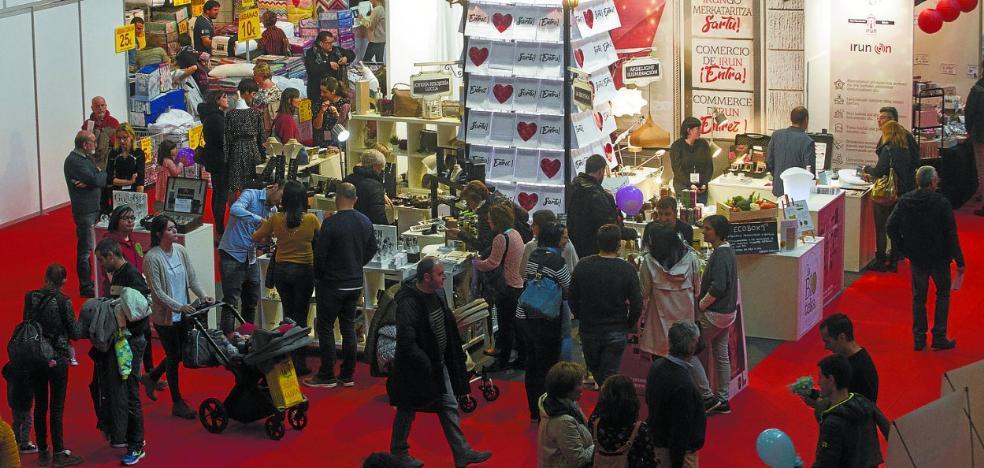 La Feria de Navidad clausuró su XII edición