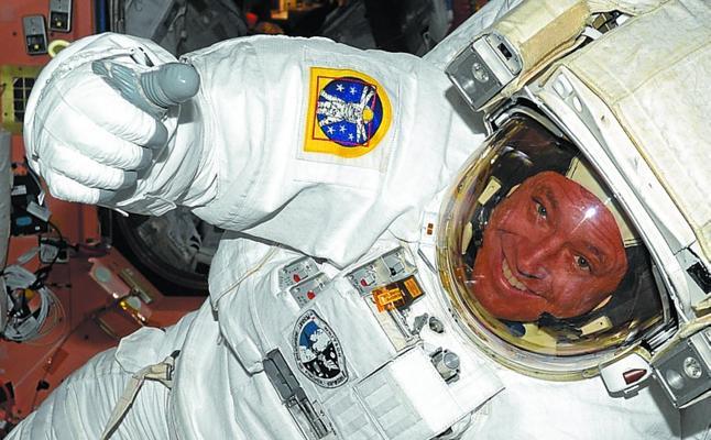 Eligen a un colegio de Donostia para conectarse con la Estación Espacial Internacional