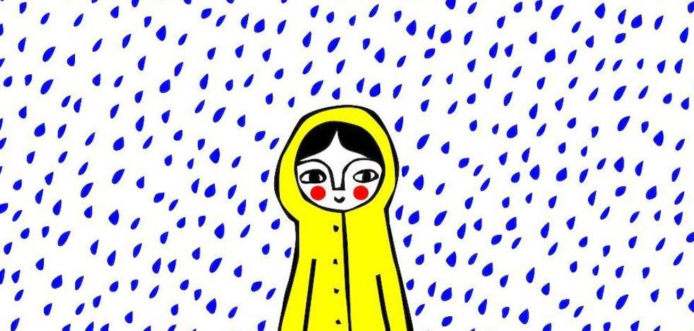Lorena Martinezen ilustrazioak, ikusgai Donostian