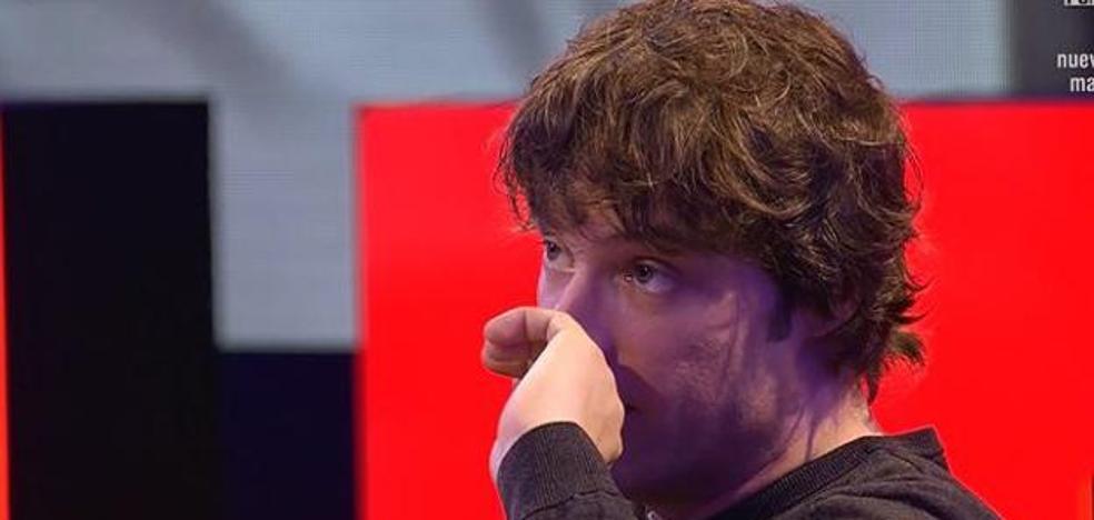 Jordi Cruz: «Tengo la misma enfermedad que mi padre: no saber sentir»