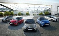 Toyota Yaris, nueva gama
