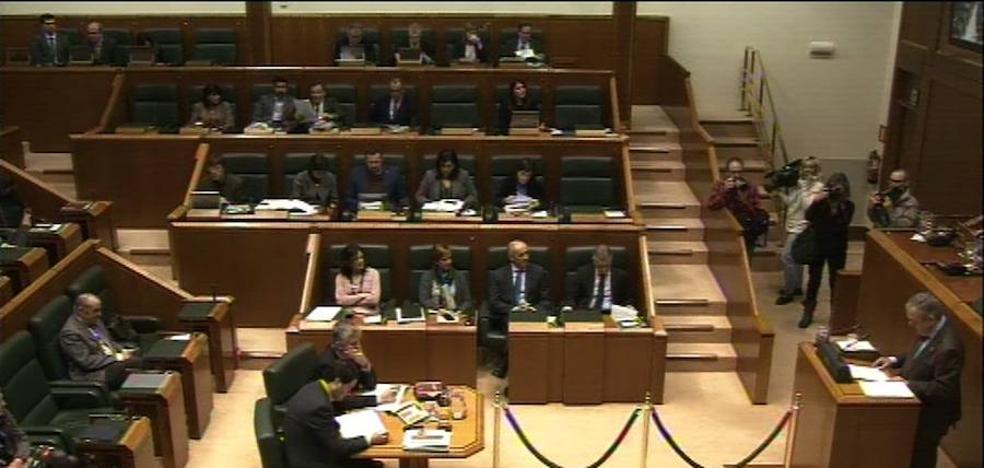 Los Presupuestos superan las enmiendas a la totalidad gracias al PP y siguen su tramitación