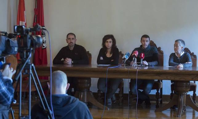 Un Juzgado de Bergara investigará los crímenes de la dictadura franquista en Elgeta