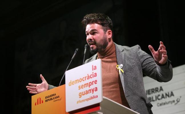 ERC descarta un tripartito con PSC: «No pactamos con carceleros ni expoliadores»