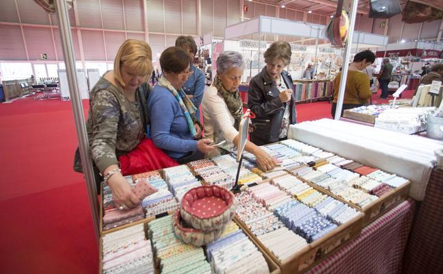 Crecen un 12 % los visitantes a la Feria de Navidad de la Costa Vasca