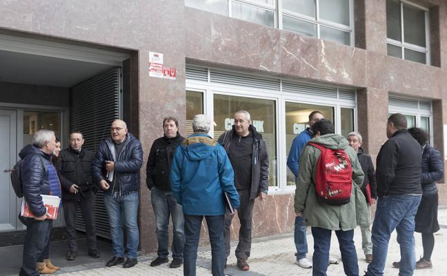 Los sindicatos mantienen la huelga de recogida de basura en Gipuzkoa a partir del día 19