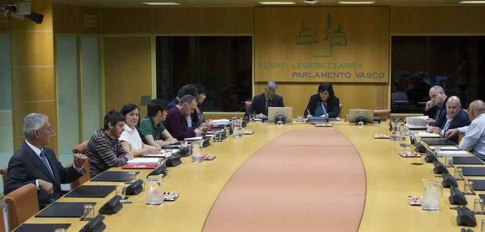 La ponencia de autogobierno se retrasa una semana con el rechazo de EH Bildu