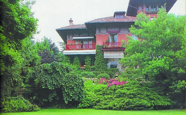Villa Saga, ¿otro edificio a proteger en Donostia?