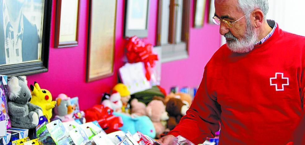 La Cruz Roja Local recibe hoy el premio Guztiok Mugituz