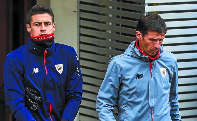 Colocan a Kepa en la portería del Madrid en enero