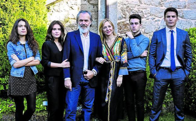 El 'príncipe' gallego de Telecinco