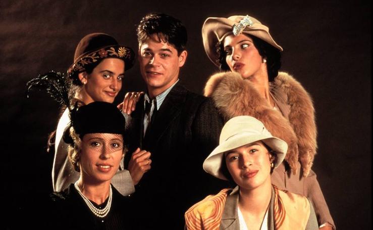 Se cumplen 25 años del estreno de 'Belle Époque'