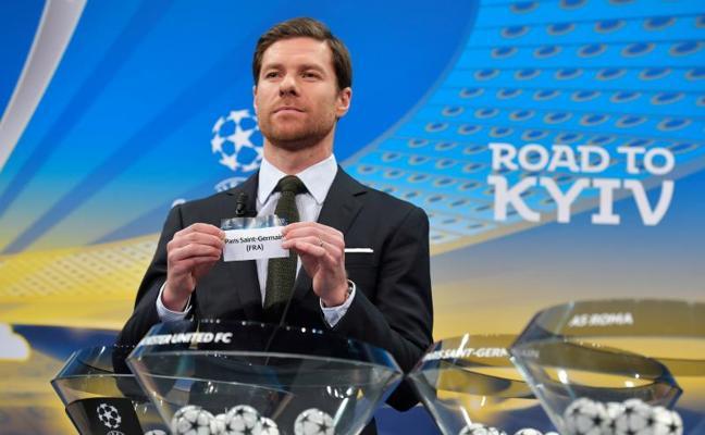 La 'pullita' de Arbeloa a Xabi Alonso tras el sorteo de la Champions League