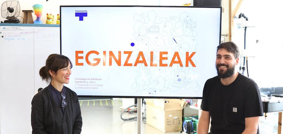 Tabakalera, escaparate de la labor de hackers y artesanos digitales